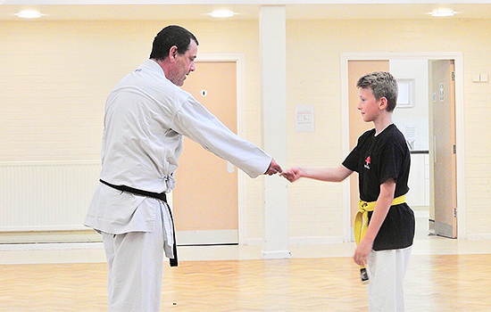 Karate classes Basildon self defence Karate Lessons